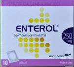 Enterol 250 mg x 10 plicuri